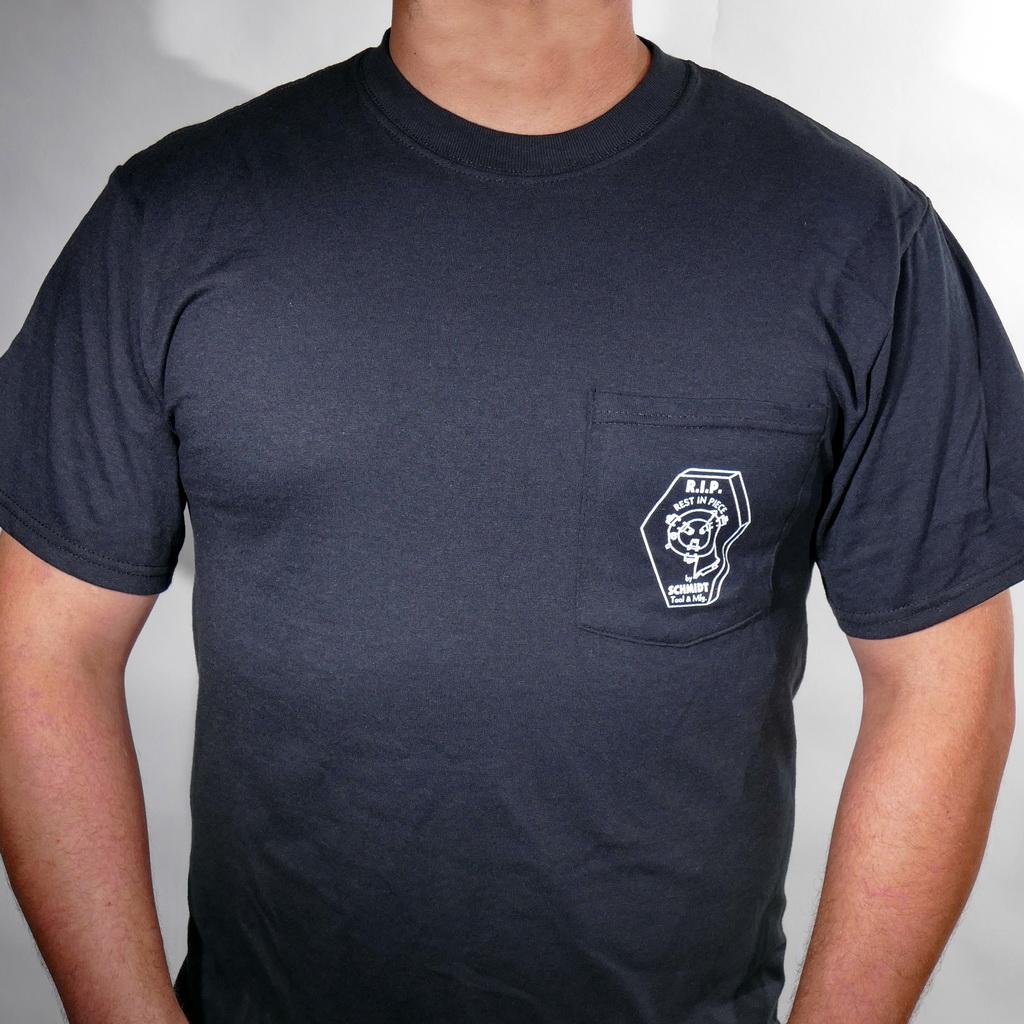 R.I.P. Flaming T-Shirt